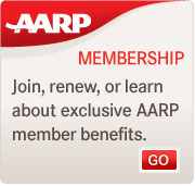 Membership – Join, renew, or learn about exclusive AARP member benefits.