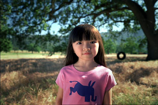 photo: young girl